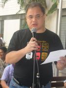 Atty Eli Gatanela, Trustee.