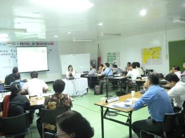 Bespoke training & capacity building programs.