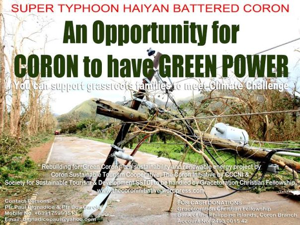 Green Power_Coron