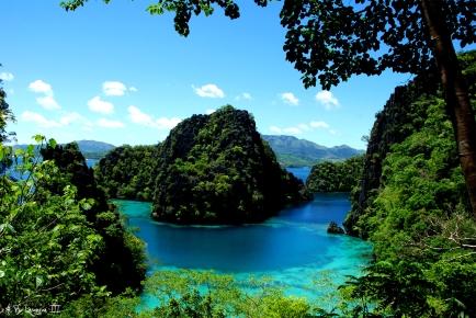 Kayangan Lake View Point, Photo by Al Linsangan III.