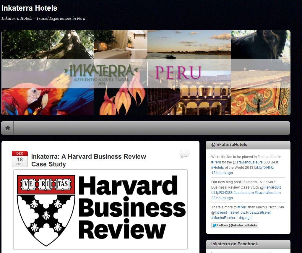harvard business cases studies