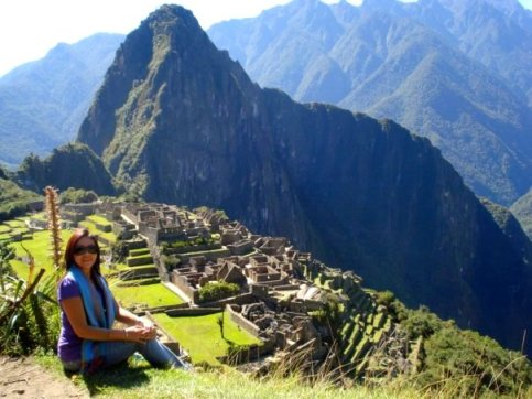 Machu PicchuRe-visted in 2008