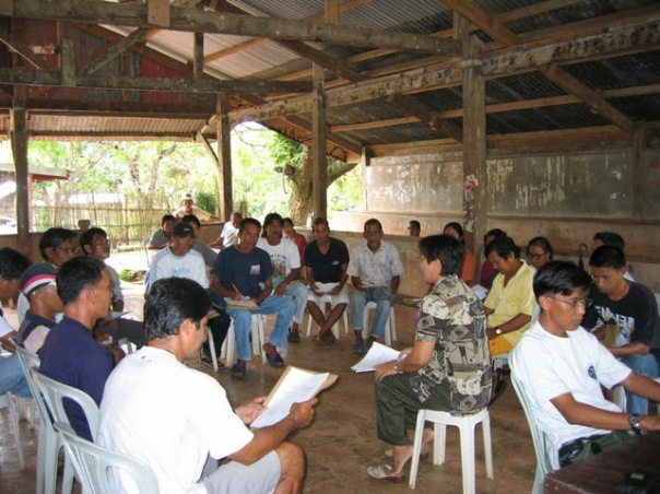 Community Consultation Coron