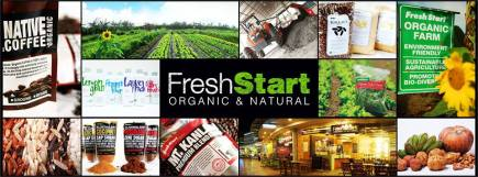 Fresh Start Organics Negros Occidental Organic Farm and Products Showcase