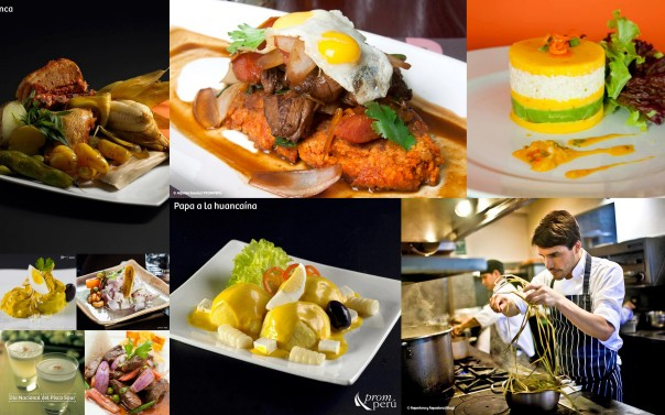 Cuisine Collage