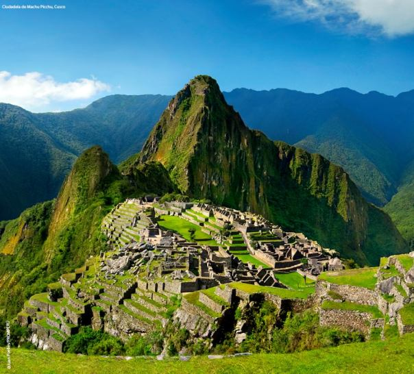 Who wouldn't want to visit Machu Picchu?