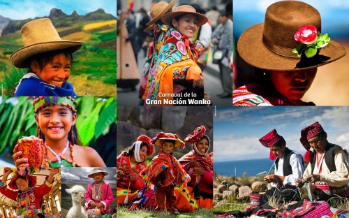 The multifarious faces of Peru, one of the  friendliest people on earth.